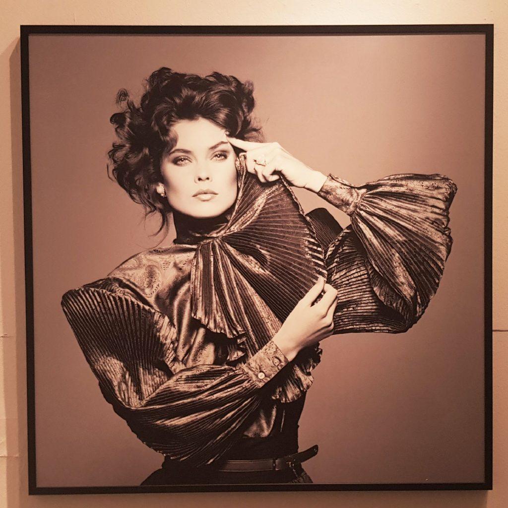 Bob Krieger: Karol Alt per Gucci, 1980