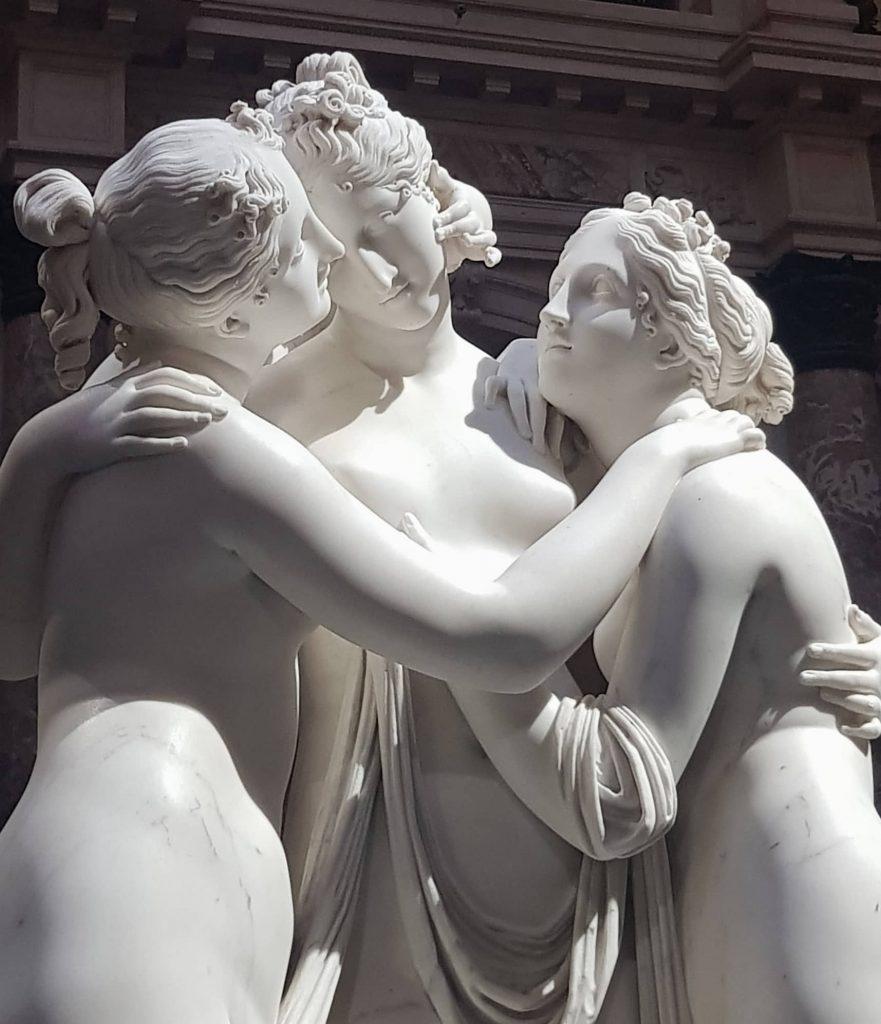Antonio Canova, Tre Grazie, 1812-1817